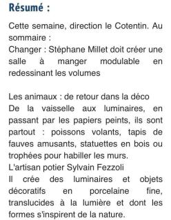 Maison France 5 résumé